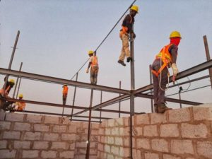 lgands modular apartments projects nigeria lg&s modular ltd 44 crew roofing